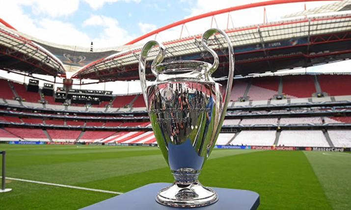 Champions League final in Lisbon