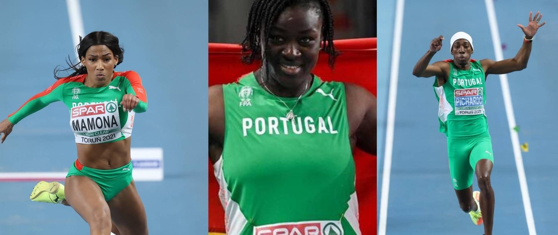 Portugal with 3 golden medals at Torun 2021 European Athletics Indoor