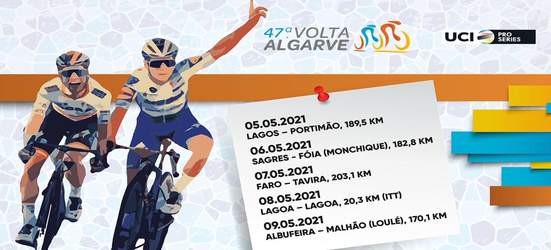 Volta ao Algarve returns in May