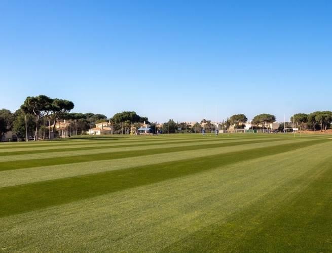 Top-class sports facilities